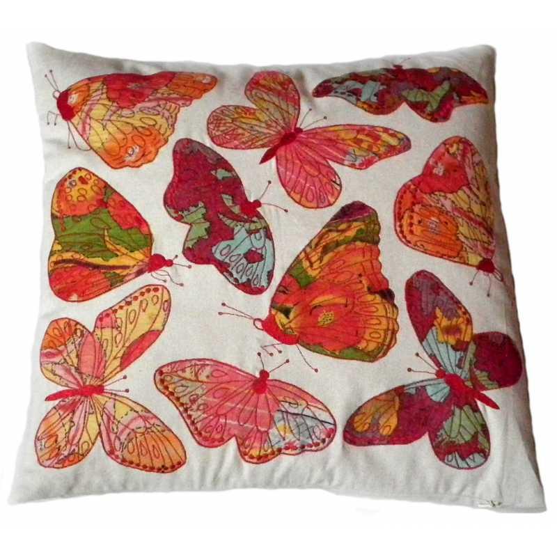 décor papillon,