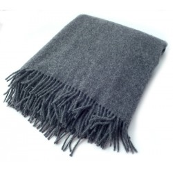 jeté laine chaude et douce rouge bleu vert jaune blanc noir