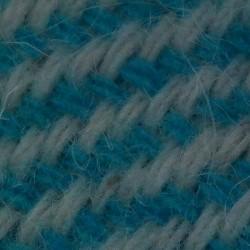 plaid en laine chinée