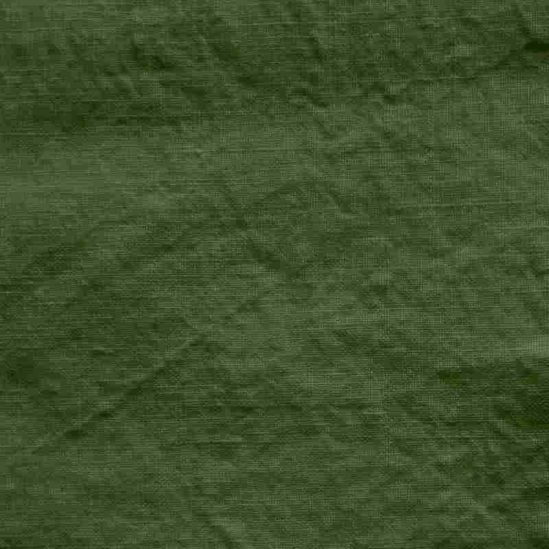 serviette carrée rouge jaune vert
