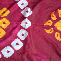 tissu en soie ancien