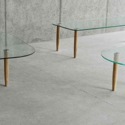 Table basse CRISTAL
