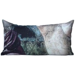 Coussin fresque italienne...