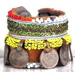 Bracelet tribal afghan...