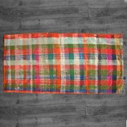 Tapis ElaPatchwork laine et coton