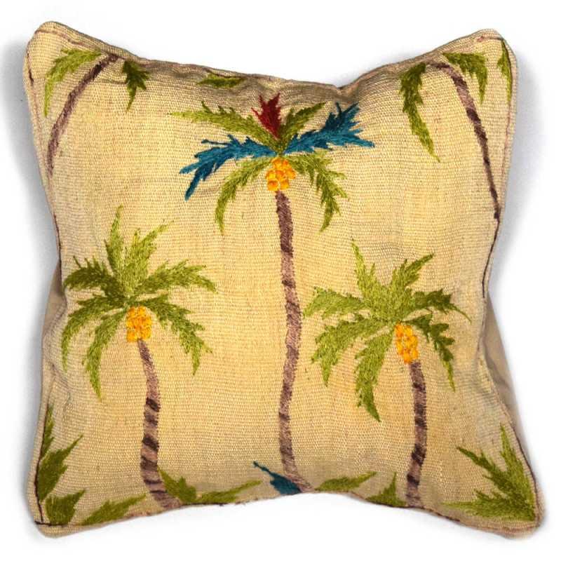 palmiers et oasis du désert