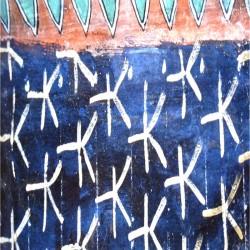 Fresque de pyramide