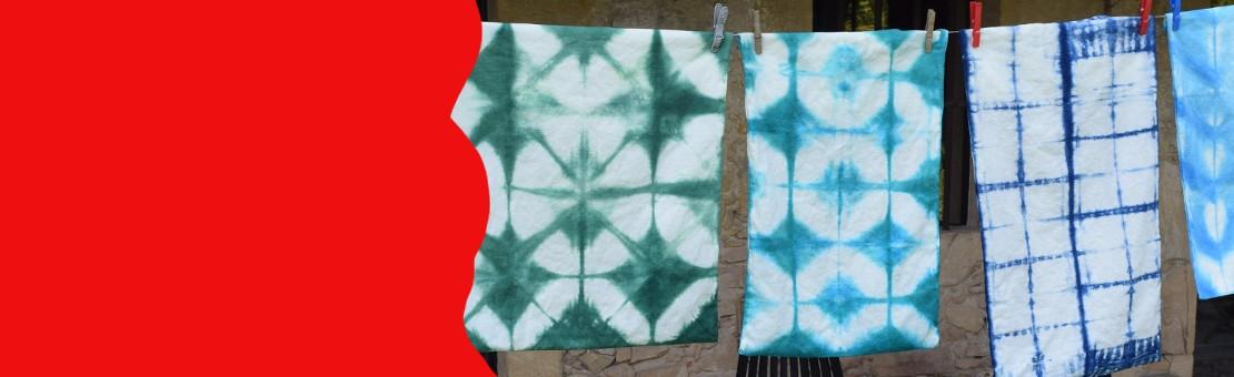 teinture du lin écologique