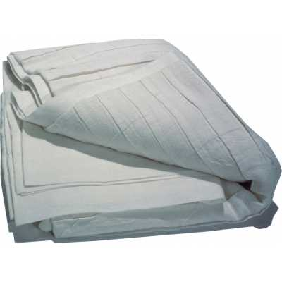 dessus de lit en lin