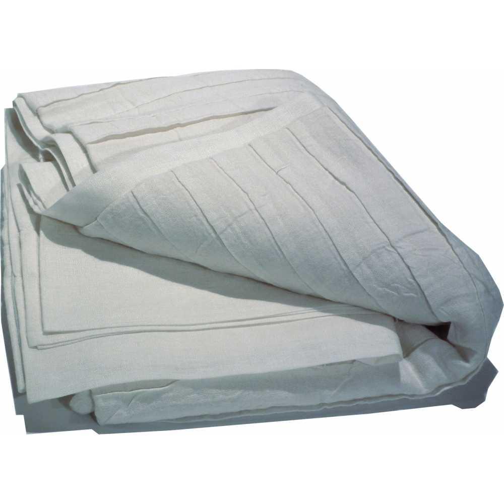 dessus de lit en lin. Black Bedroom Furniture Sets. Home Design Ideas