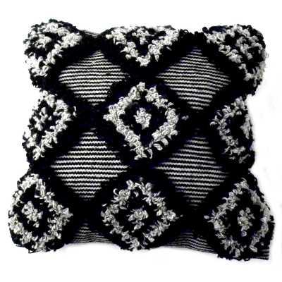 coussin sofa en laine