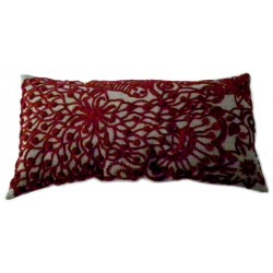 Coussin rectangulaire design