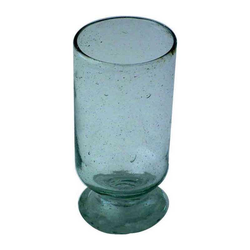 verre bullé soufflé