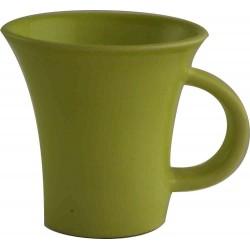 tasse à café design - Couleur - Marron