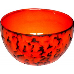 saladier couleur orange