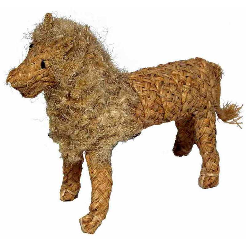 mascotte lion jouet