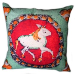 coussin cheval