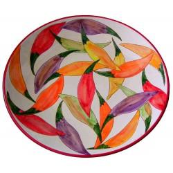 plat céramique design