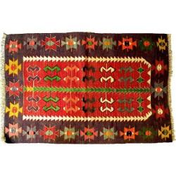 Tapis kilim turc