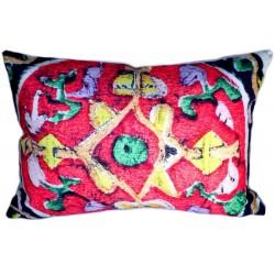 Coussin LIN motif antique...
