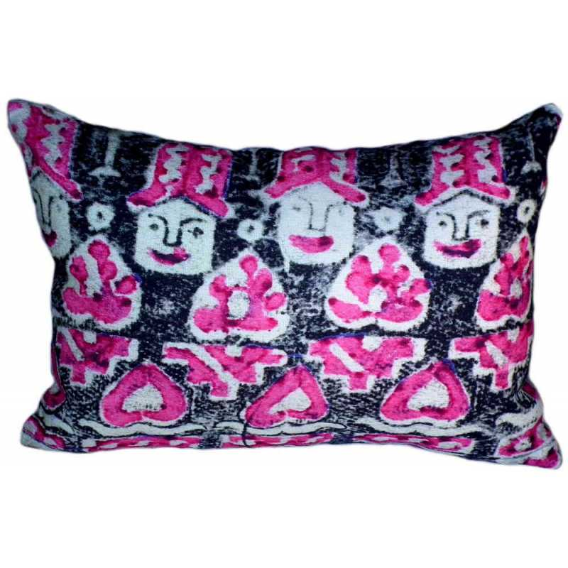 coussin copte