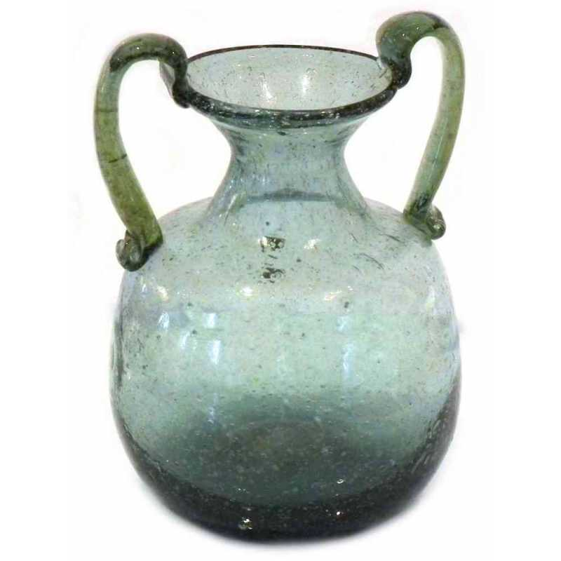 Vase verre soufflé