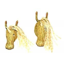 tête de licorne
