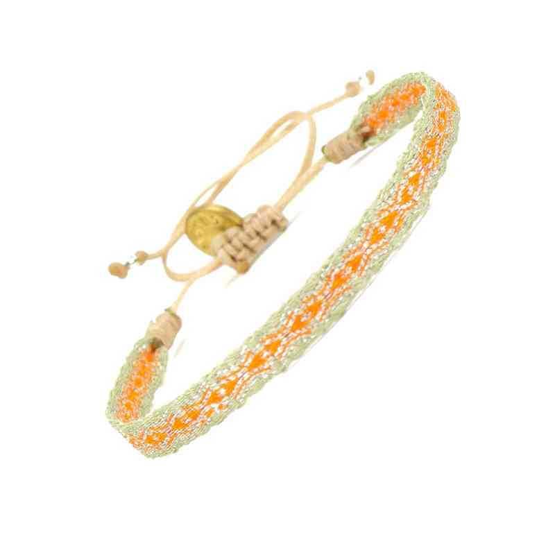 Bracelet handmade be positive