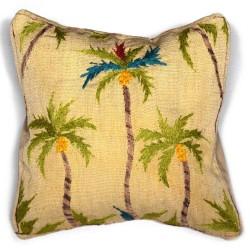 Coussin Palmiers dattiers